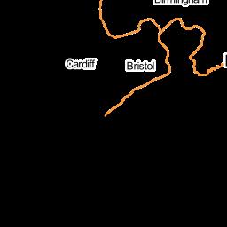 Non-gas map